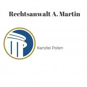 Kontakt - Rechtsanwalt Polen - A. Martin